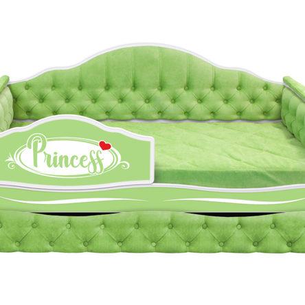 Кровать Серия «Иллюзия» с дополнительным спальным местом или выдвижным ящиком