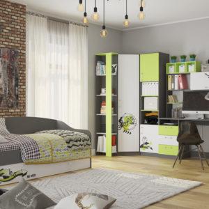 Подростковая комната «Граффити»